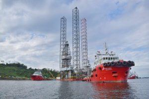 PT Pertamina Hulu Mahakam menjadi KKKS pertama yang menggunakan teknologi Diesel Dual Fuel (DDF) pada kapal AHTS.